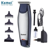 Original Kemei KM-5021 Alat Cukur Rambut Cordless Hair Clipper 3 in 1