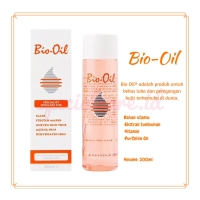 BIO OIL BIOOIL BIO-OIL 200ml 200 ml
