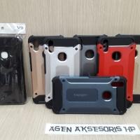 Spigen Iron Vivo V9 6.3 inchi Vivo Y85 Hard Case Robot Transformer