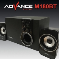 Speaker aktif advance M180BT bluetooth speaker