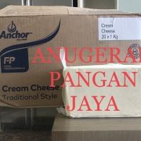 Anchor Cream cheese 20kg