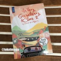 Novel Why Secretary Kim 2 (Jeong Gyeong Yun)