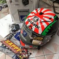 Helm full face Shark France Zarco 2018 Race R Pro carbon size XL