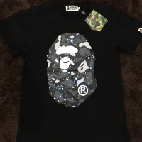 Premium BAPE T-shirt Galaxy Motive Mirror Quality 1 : 1 Ori