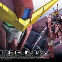 Bandai RG 1/144 Justice Gundam