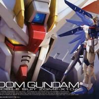 Bandai RG 1/144 Freedom Gundam