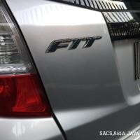 Emblem Fit khusus buat Honda jazz