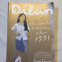 MURAH! Preloved Novel Dilan 1991 (ORI)
