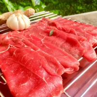 Knuckle Beef slice Aus 1kg