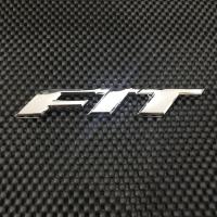 Emblem Chrome Honda Fit All New Jazz