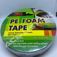 3M PE Foam 1600TG Double Tape 24mm x 4mtr