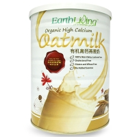 Organic high calcium Oat Milk - Earth Living, 850 gr