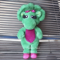 Boneka Baby Bop (Barney & friends) uk 25cm