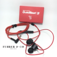 Earphone Headset Handsfree LG Quadbeat 3 Original 100%