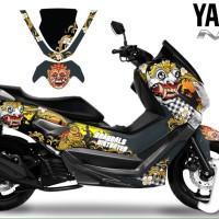 decal yamaha nmax barong editions