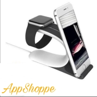 Apple Watch Stand iPhone Handphone Tablet Stand Charging Dock Holder
