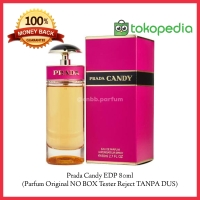 PROMO ~ Parfum Ori Prada Candy Women EDP 80ml ORIGINAL UN BOX