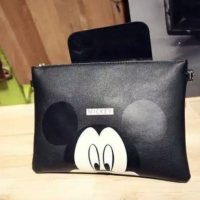 Tas selempang mickey mouse / sling bag mickey wanita import