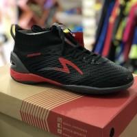 Sepatu Futsal Specs Accelerator Infinity Black/Darkgrey