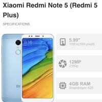 Xiaomi Redmi 5 Plus 4/64