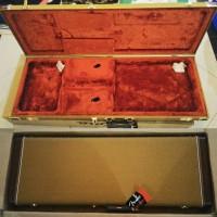 Fender Genuine Tweed Hardcase (fits most Strat/Tele style Guitar)