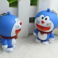 Gantungan Kunci Doraemon bisa nyala dan bunyi