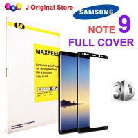 MAXFEEL Tempered Glass 3D Samsung Note 9 Note 9 Full Cover