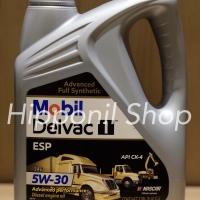 Oli Diesel Mobil Delvac 1 ESP 5W-30 (Api CK-4)