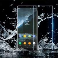 Anti Gores Jelly MAXPRO Depan Belakang Samsung Note9 NOTE 9