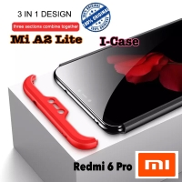 Xiaomi Mi A2 Lite - Redmi 6 Pro Case GKK 360 Original
