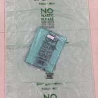 Trash bag/wrapping 60x100 kantong sampah organic plastik singkong