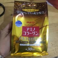 Meiji Amino Collagen Premium Gold 214g