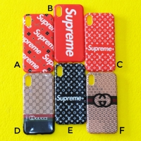Supreme Glossy Case Iphone 6+ 6S+ 7 7+ 8 8+ X XS