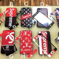 360 SS Supreme TG Case Iphone 5 5S SE 6 6S 6+ 6S+ 7+ 8+ X XS