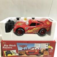 Rc cars macqueen + batrey charge mainan remot control cars karakter