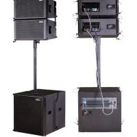 Aktif speaker line array