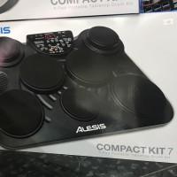 Alesis Portable Tabletop drumkit drum kit Alesis Compact kit 7