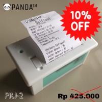 Mini Panel Mount Micro Thermal Receipt Printer PANDA PRJ-2 (TTL-5to9V)