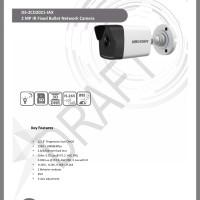 IP CAMERA HIKVISION DS-2CD2021-IAX