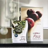 Paket Combo 1 Optrimax( 10 pcs plum dan 10 pcs jelly )