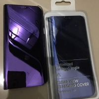Case samsung S8+ blue & purpple