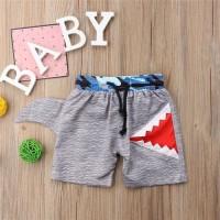 Celana renang baby shark