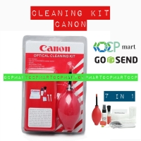 Cleaning Kit Canon Set Pembersih Lensa Kamera Dslr Mirrorless Slr Sony