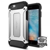 Case Spigen Iron All tipe Samsung iPhone Xiaomi Oppo Vivo