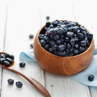 Dried Blueberry / Buah Blueberry kering 500 Gr