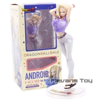 Action figure Dragon Ball Gals Android 18