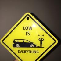 SignBoard mobil ertiga