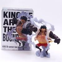 Action figure One piece Monkey D Luffy Gear Fourth Bound Man