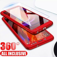 Casing Depan Belakang 360 Full Cover Case Xiaomi Redmi Note 5 Pro