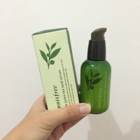 The green tea seed serum innisfree